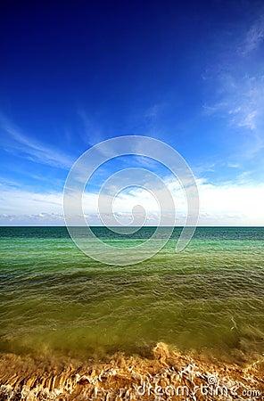 Océano del Caribe