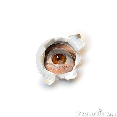 Occhio della spia