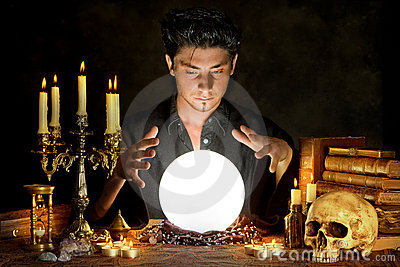 Occultism Royalty Free Stock Image - Image: 10812976