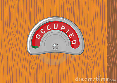 Occupied Royalty Free Stock Photo Image 507555