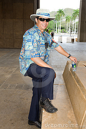 Occupy Honolulu/anti-APEC Protest-12 Editorial Stock Photo