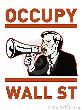 Occupy Wall Street American Worker