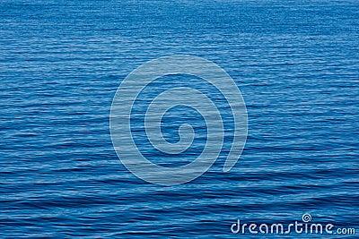 Oceaan golven