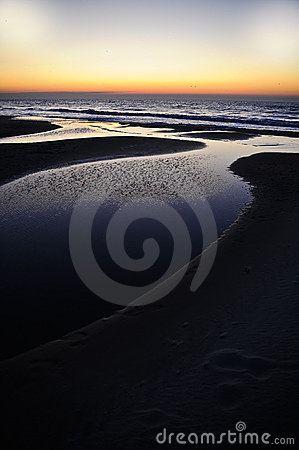 Oceaan Zonsopgang