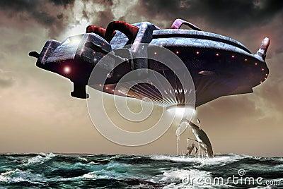 Ocean abduction