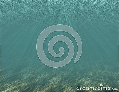 Ocean bottom