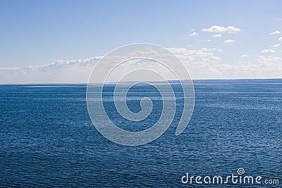 Ocean on a calm day