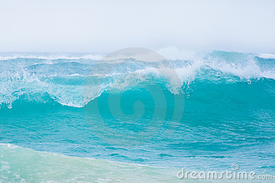 Ocean duży fala