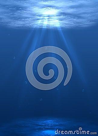 Free Ocean Floor Stock Photography - 22263452
