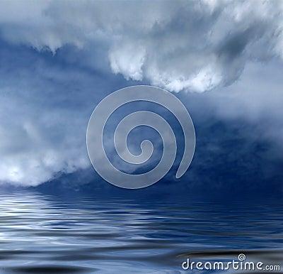 Free Ocean Fog Royalty Free Stock Image - 5427216