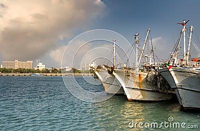 Ocean harbor