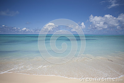 Ocean and Horizon