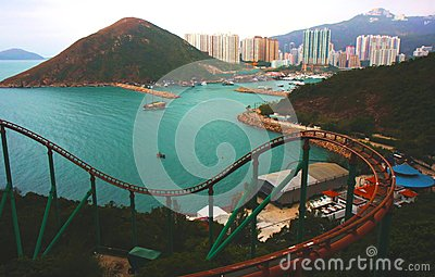 Ocean Park Editorial Stock Image
