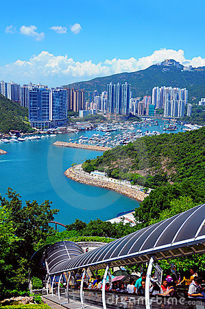 Ocean park hong kong Editorial Photography