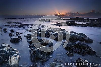 Ocean s Sunrise