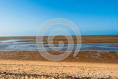 Ocean Sea Tidal Sand Banks Beach
