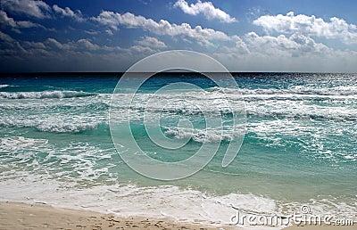 Ocean Sky Sand