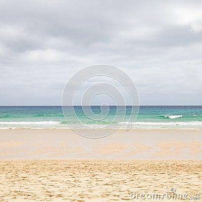 Ocean square background
