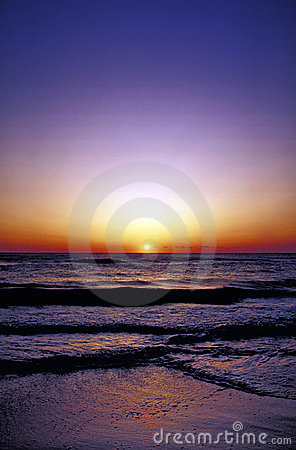 Free Ocean Sunrise Stock Photos - 1352003