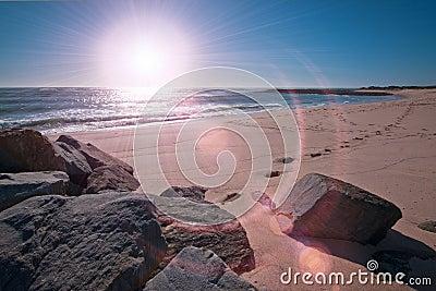 Ocean sunshine