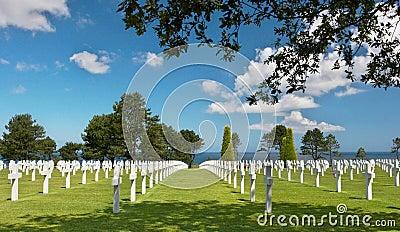 Ocean view graves