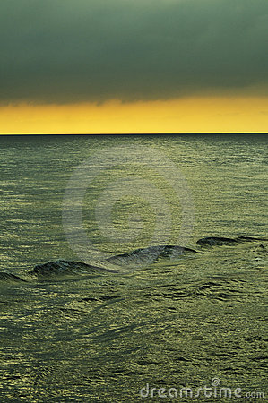 Ocean Water Surface Stock Images - Image: 9623494