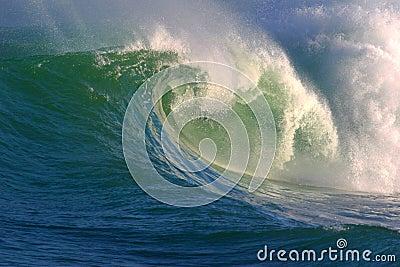 Ocean Wave of Water