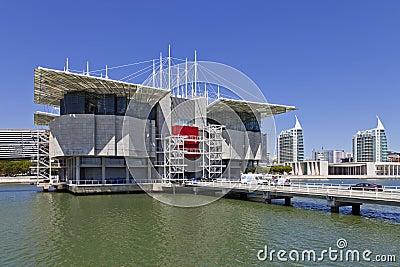 Oceanario de Lisboa / Oceanarium - Lisbon Editorial Photography