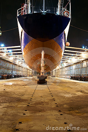 Oceania in the dock