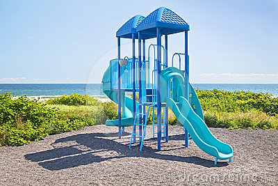 Oceanside Jungle Gym