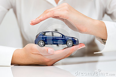 Ochrona samochód