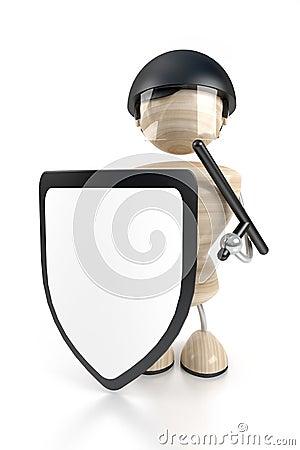 Ochroniarz uzbrojony