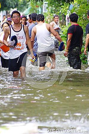 OCT 29:Bangkok s Dusit Editorial Image