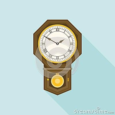 Free Octagon Shaped Wall Clock Royalty Free Stock Photo - 103582075