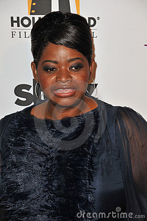 Octavia Spencer Editorial Stock Photo