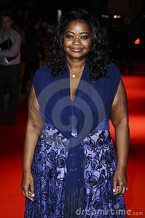 Octavia Spencer Editorial Photo
