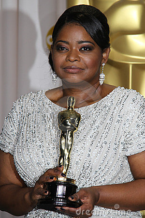 Octavia Spencer Editorial Image