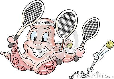 Octopus 08 tenis