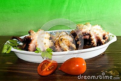 Octopus Italian Style