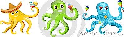 Octopus set