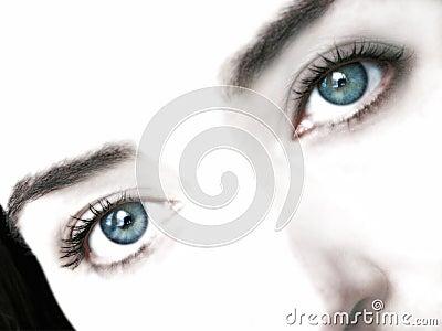 Oczy sen