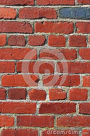 Odd Blue Brick