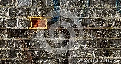 Odd brick