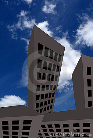 Odd Buildings 2