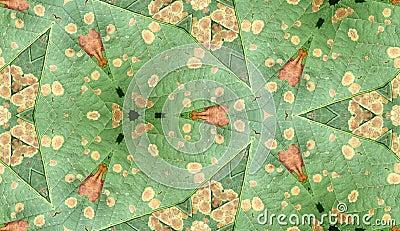 Odd Leaf Pattern Texture 4