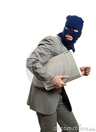 Oddalony dostaje złodziej