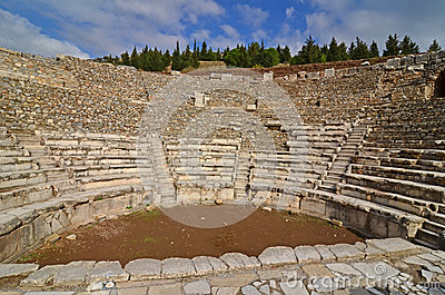 Odeon at Ephesus