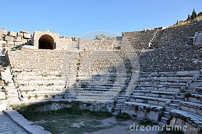Odeon at Ephesus, Turkey