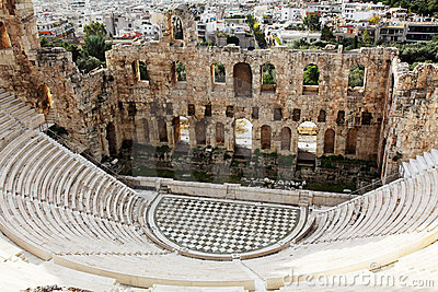 Odeon of Herodes Atticus,theatre,Acropolis
