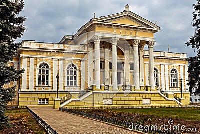 Odessa museum of archeology